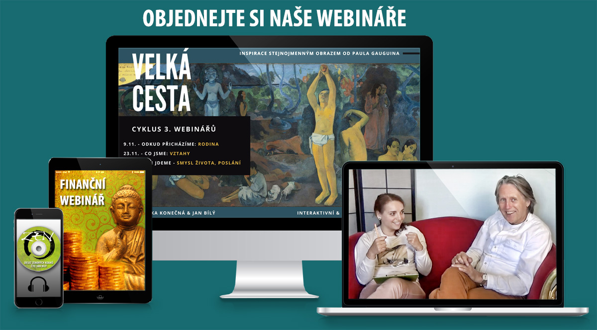 Naše webináře